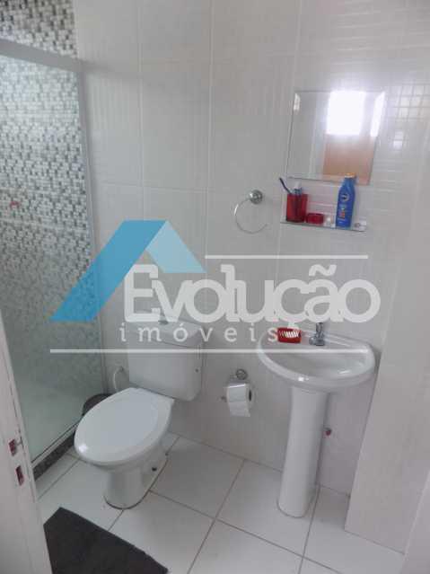 BANHEIRO DA SUÍTE - Casa 4 quartos à venda Campo Grande, Rio de Janeiro - R$ 260.000 - V0254 - 21