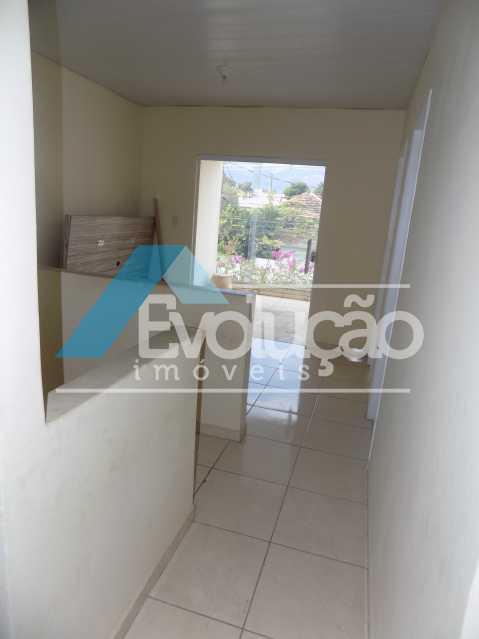 HALL DO SEGUNDO ANDAR - Casa 4 quartos à venda Campo Grande, Rio de Janeiro - R$ 260.000 - V0254 - 22