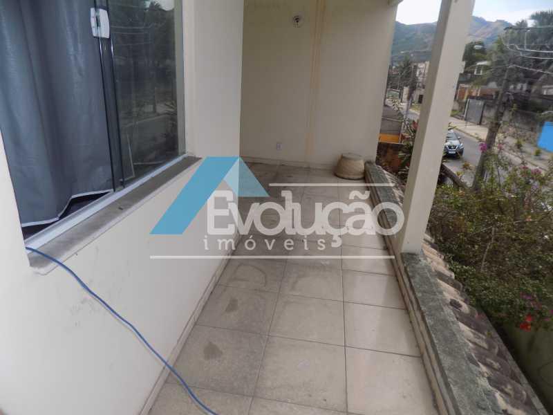VARANDÃO - Casa 4 quartos à venda Campo Grande, Rio de Janeiro - R$ 260.000 - V0254 - 26