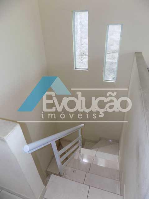 ESCADA - Casa 4 quartos à venda Campo Grande, Rio de Janeiro - R$ 260.000 - V0254 - 27