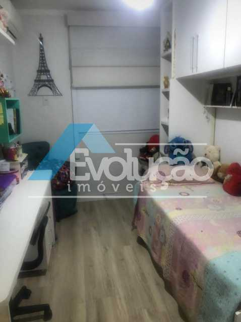 QUARTO 1 - Cobertura 3 quartos à venda Campo Grande, Rio de Janeiro - R$ 880.000 - V0256 - 14
