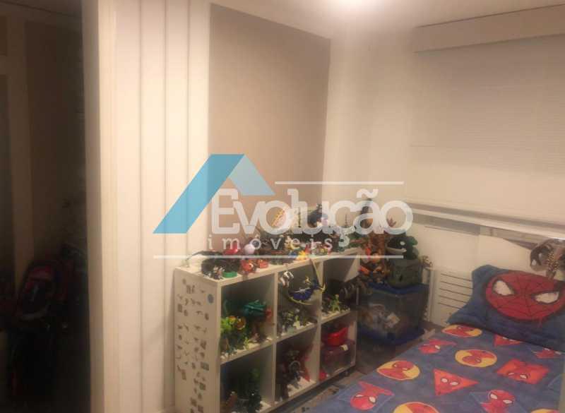 QUARTO 2 - Cobertura 3 quartos à venda Campo Grande, Rio de Janeiro - R$ 880.000 - V0256 - 15