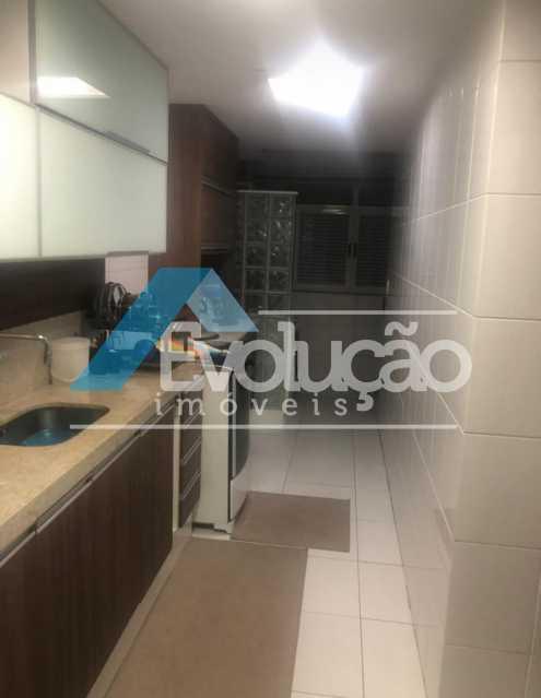 COZINHA - Cobertura 3 quartos à venda Campo Grande, Rio de Janeiro - R$ 880.000 - V0256 - 18