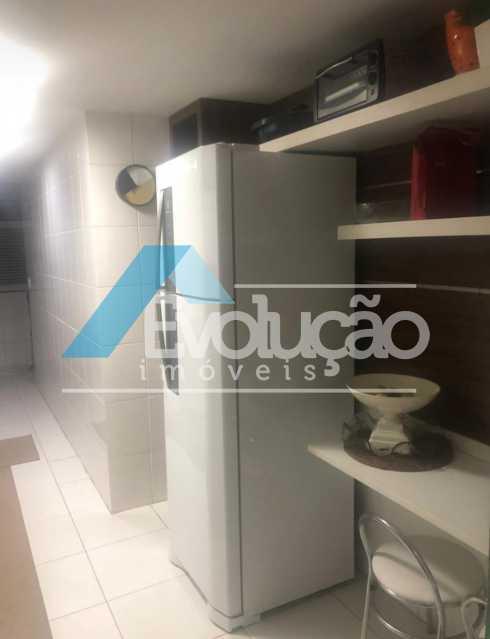 COZINHA - Cobertura 3 quartos à venda Campo Grande, Rio de Janeiro - R$ 880.000 - V0256 - 19