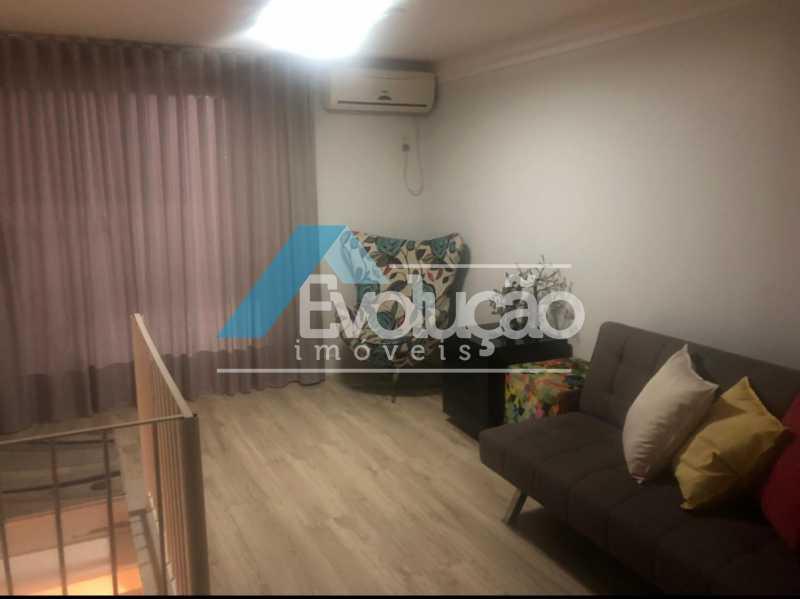 HALL  - Cobertura 3 quartos à venda Campo Grande, Rio de Janeiro - R$ 880.000 - V0256 - 8