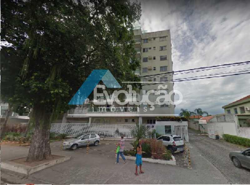 FRENTE CONDOMÍNIO - Cobertura 3 quartos à venda Campo Grande, Rio de Janeiro - R$ 880.000 - V0256 - 11