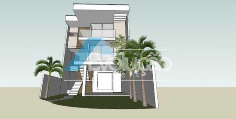 PROJETO - Terreno 359m² à venda Campo Grande, Rio de Janeiro - R$ 110.000 - V0258 - 3