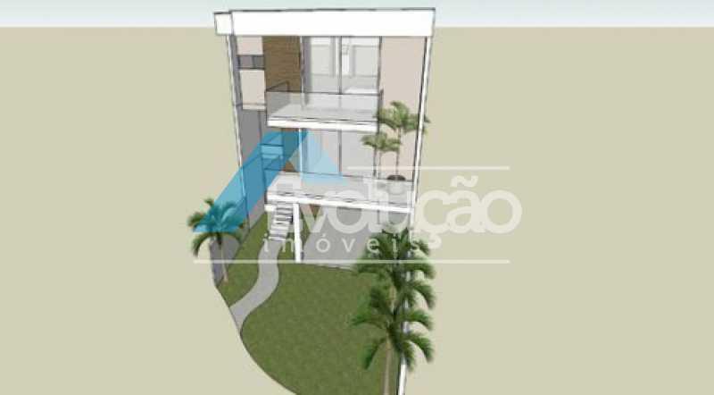 PROJETO - Terreno 359m² à venda Campo Grande, Rio de Janeiro - R$ 110.000 - V0258 - 4