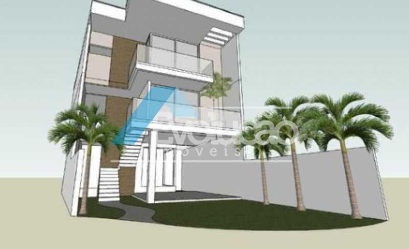 PROJETO - Terreno 359m² à venda Campo Grande, Rio de Janeiro - R$ 110.000 - V0258 - 5