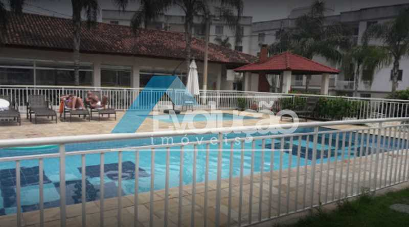 PISCINA - Apartamento 2 quartos à venda Campo Grande, Rio de Janeiro - R$ 250.000 - V0259 - 4