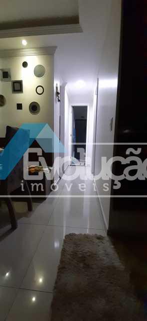 SALA - Apartamento 2 quartos à venda Campo Grande, Rio de Janeiro - R$ 250.000 - V0259 - 8