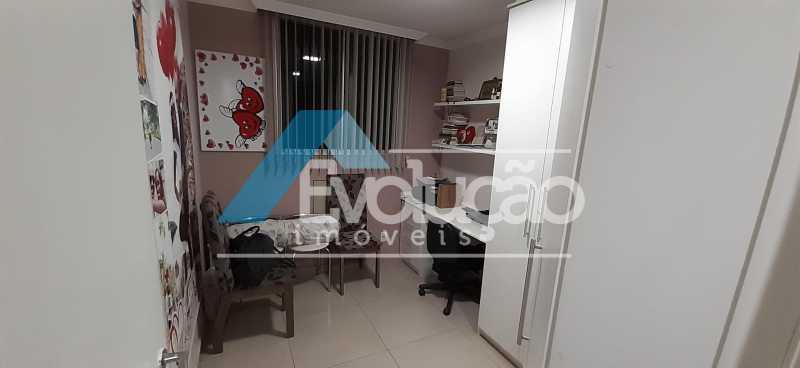 QUARTO 1  - Apartamento 2 quartos à venda Campo Grande, Rio de Janeiro - R$ 250.000 - V0259 - 9