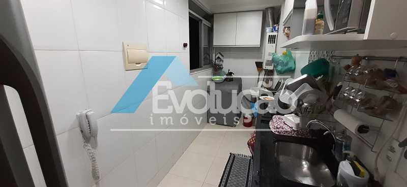 COZINHA - Apartamento 2 quartos à venda Campo Grande, Rio de Janeiro - R$ 250.000 - V0259 - 11