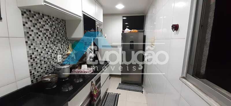 COZINHA  - Apartamento 2 quartos à venda Campo Grande, Rio de Janeiro - R$ 250.000 - V0259 - 12