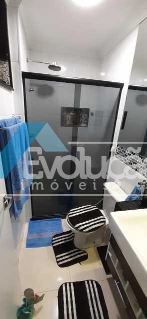 BANHEIRO  - Apartamento 2 quartos à venda Campo Grande, Rio de Janeiro - R$ 250.000 - V0259 - 13