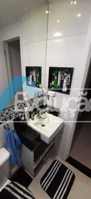 BANHEIRO - Apartamento 2 quartos à venda Campo Grande, Rio de Janeiro - R$ 250.000 - V0259 - 15