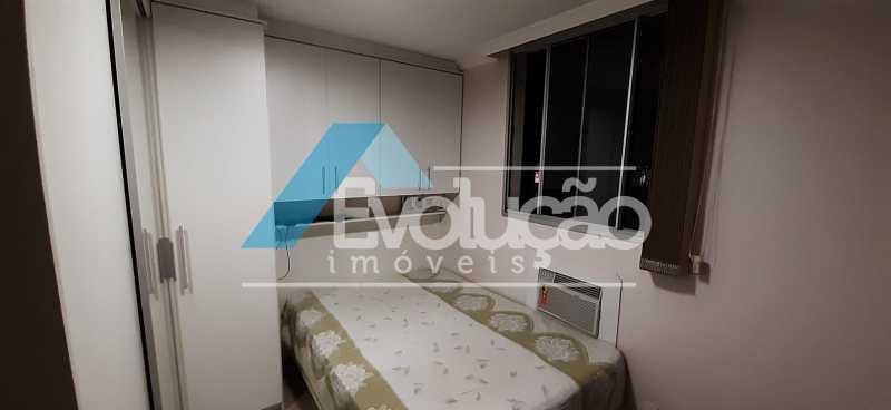 QUARTO 2 - Apartamento 2 quartos à venda Campo Grande, Rio de Janeiro - R$ 250.000 - V0259 - 16