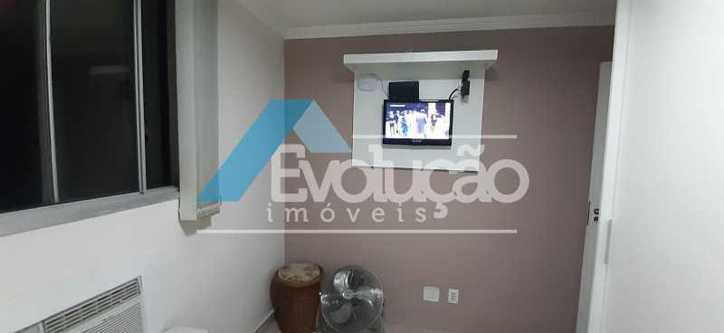 QUARTO 2 - Apartamento 2 quartos à venda Campo Grande, Rio de Janeiro - R$ 250.000 - V0259 - 18