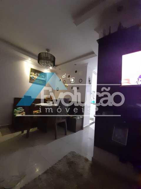 SALA - Apartamento 2 quartos à venda Campo Grande, Rio de Janeiro - R$ 250.000 - V0259 - 1
