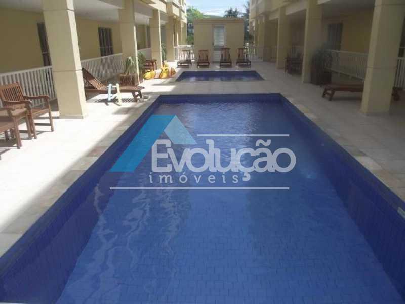 PISCINA - Apartamento 2 quartos à venda Campo Grande, Rio de Janeiro - R$ 250.000 - V0263 - 3