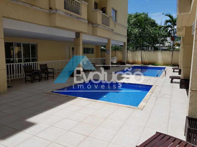 PISCINAS - Apartamento 2 quartos à venda Campo Grande, Rio de Janeiro - R$ 250.000 - V0263 - 4