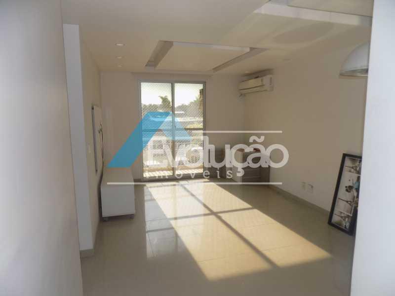 SALA - Apartamento 2 quartos à venda Campo Grande, Rio de Janeiro - R$ 250.000 - V0263 - 8