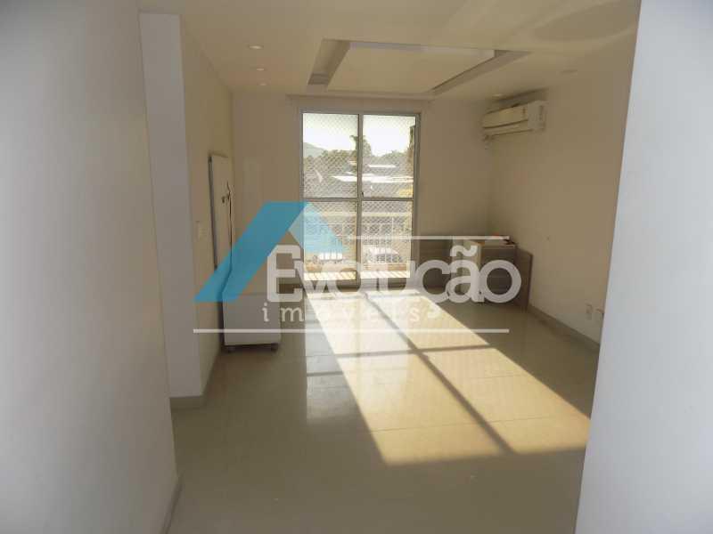 SALA - Apartamento 2 quartos à venda Campo Grande, Rio de Janeiro - R$ 250.000 - V0263 - 9