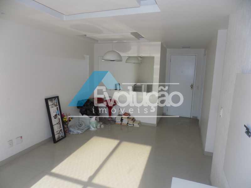 SALA - Apartamento 2 quartos à venda Campo Grande, Rio de Janeiro - R$ 250.000 - V0263 - 10
