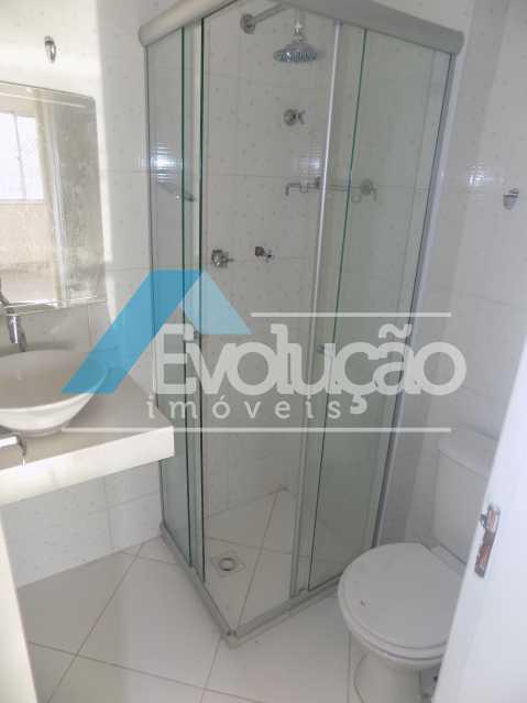 BANHEIRO - Apartamento 2 quartos à venda Campo Grande, Rio de Janeiro - R$ 250.000 - V0263 - 11