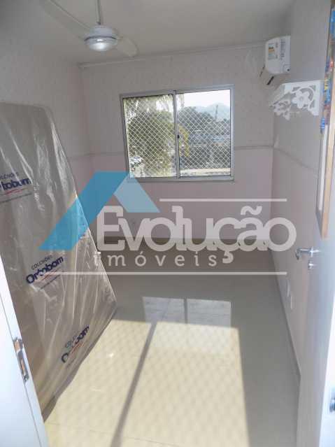 QUARTO - Apartamento 2 quartos à venda Campo Grande, Rio de Janeiro - R$ 250.000 - V0263 - 12