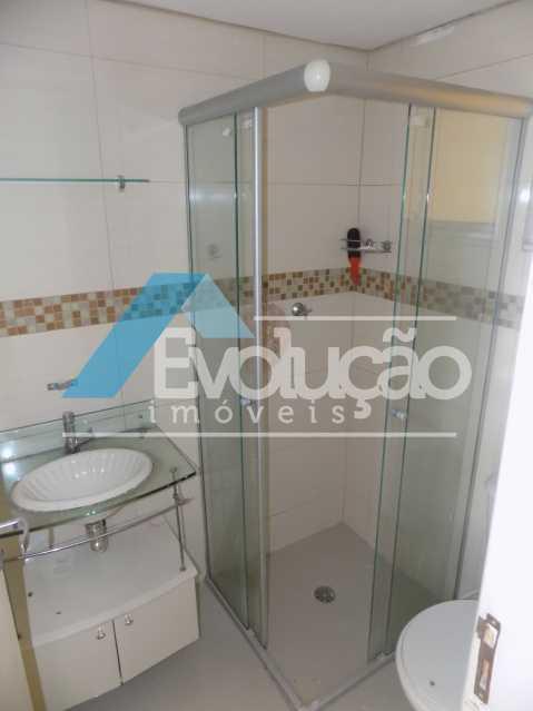 BANHEIRO DA SUÍTE - Apartamento 2 quartos à venda Campo Grande, Rio de Janeiro - R$ 250.000 - V0263 - 13