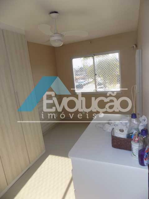 SUÍTE - Apartamento 2 quartos à venda Campo Grande, Rio de Janeiro - R$ 250.000 - V0263 - 16