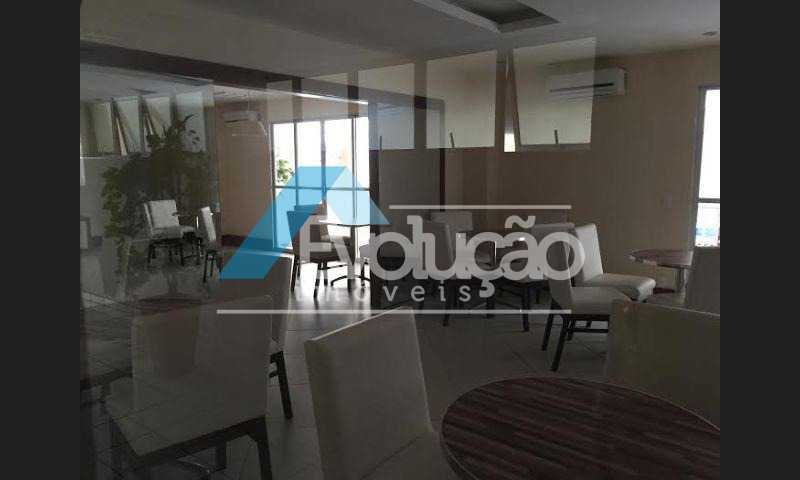 SALÃO - Apartamento 2 quartos à venda Campo Grande, Rio de Janeiro - R$ 250.000 - V0263 - 6