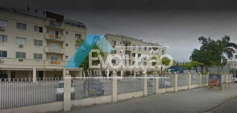 FACHADA - Apartamento 2 quartos à venda Campo Grande, Rio de Janeiro - R$ 250.000 - V0263 - 7