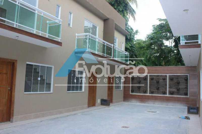 3 - Casa em Condomínio 2 quartos à venda Campo Grande, Rio de Janeiro - R$ 199.000 - V0266 - 4