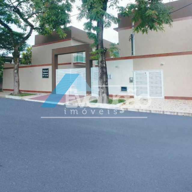 1 - Casa em Condomínio 2 quartos à venda Campo Grande, Rio de Janeiro - R$ 199.000 - V0266 - 1