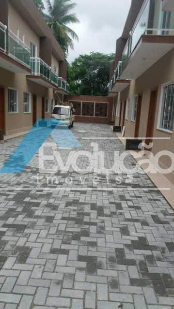4 - Casa em Condomínio 2 quartos à venda Campo Grande, Rio de Janeiro - R$ 199.000 - V0266 - 5