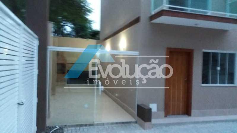 6 - Casa em Condomínio 2 quartos à venda Campo Grande, Rio de Janeiro - R$ 199.000 - V0266 - 7