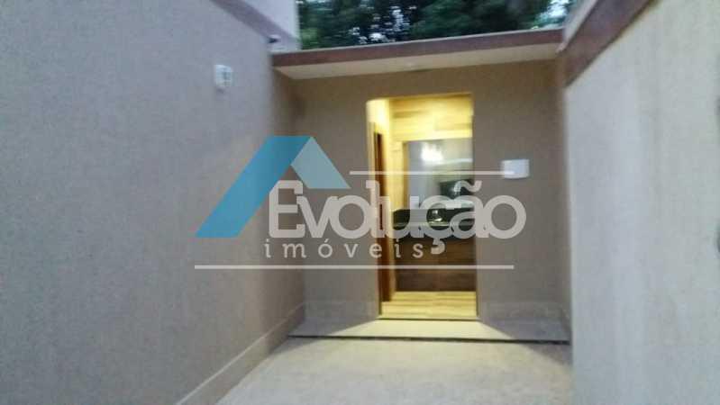 9 - Casa em Condomínio 2 quartos à venda Campo Grande, Rio de Janeiro - R$ 199.000 - V0266 - 10