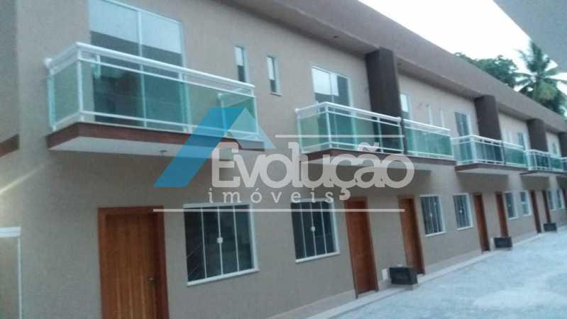 10 - Casa em Condomínio 2 quartos à venda Campo Grande, Rio de Janeiro - R$ 199.000 - V0266 - 11