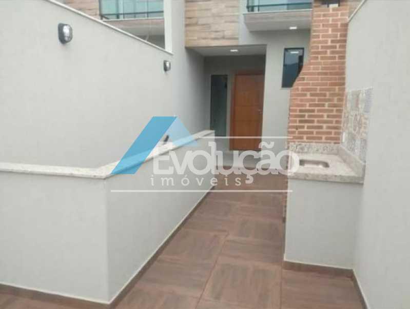 2 - Casa 2 quartos à venda Campo Grande, Rio de Janeiro - R$ 279.000 - V0265 - 3