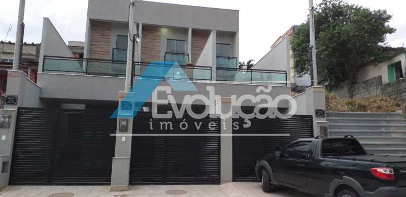 1 - Casa 2 quartos à venda Campo Grande, Rio de Janeiro - R$ 279.000 - V0265 - 1