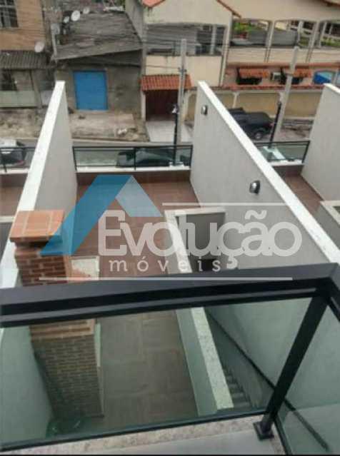 4 - Casa 2 quartos à venda Campo Grande, Rio de Janeiro - R$ 279.000 - V0265 - 5
