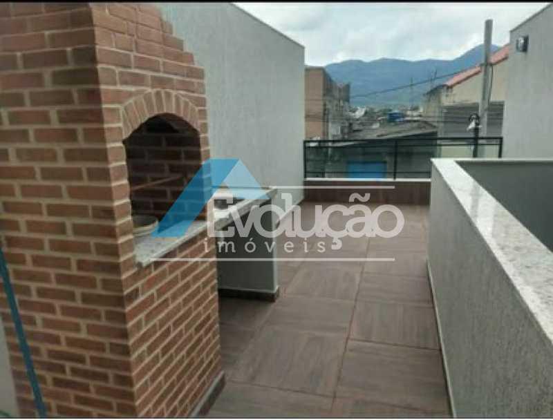 9 - Casa 2 quartos à venda Campo Grande, Rio de Janeiro - R$ 279.000 - V0265 - 10