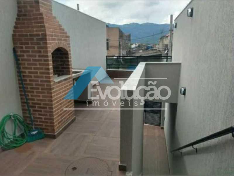 11 - Casa 2 quartos à venda Campo Grande, Rio de Janeiro - R$ 279.000 - V0265 - 12