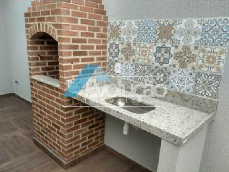 12 - Casa 2 quartos à venda Campo Grande, Rio de Janeiro - R$ 279.000 - V0265 - 13