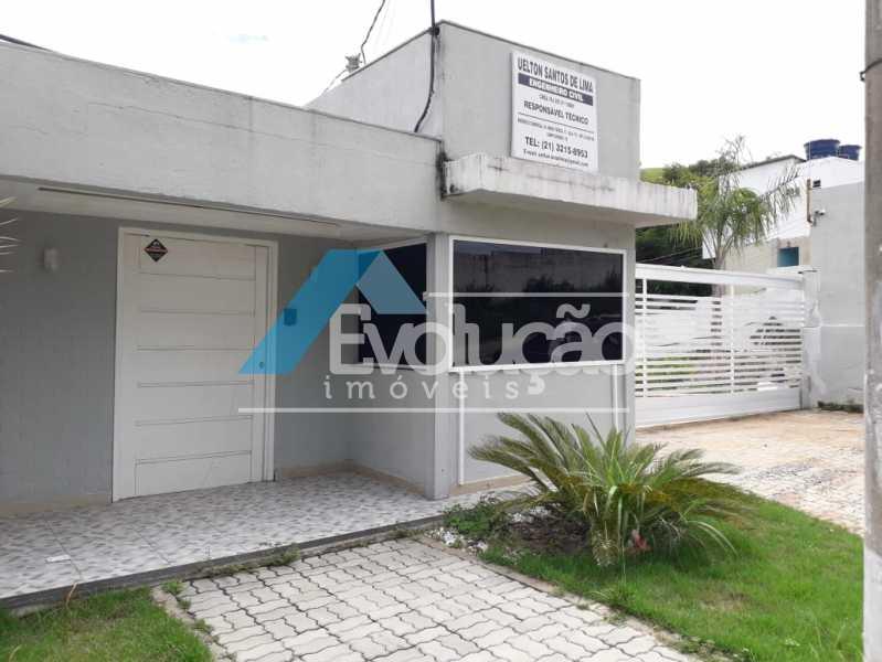 1 - Casa em Condomínio 3 quartos à venda Santa Cruz, Rio de Janeiro - R$ 160.000 - V0270 - 1