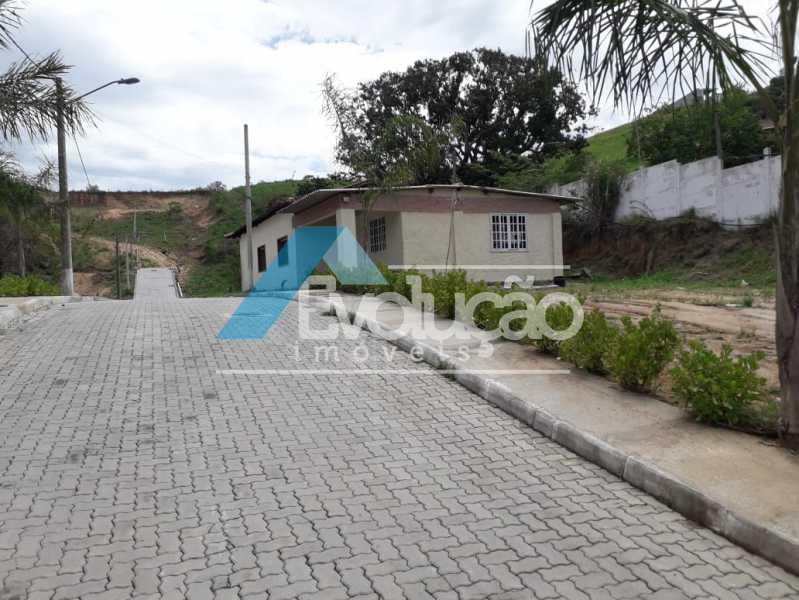5 - Casa em Condomínio 3 quartos à venda Santa Cruz, Rio de Janeiro - R$ 160.000 - V0270 - 6