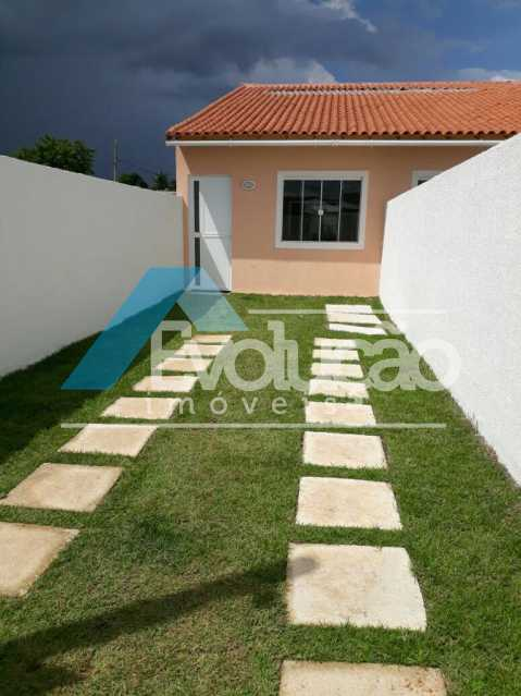 1 - Casa 2 quartos à venda Campo Grande, Rio de Janeiro - R$ 199.999 - V0262 - 1