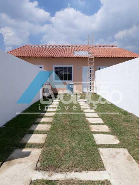 3 - Casa 2 quartos à venda Campo Grande, Rio de Janeiro - R$ 199.999 - V0262 - 4